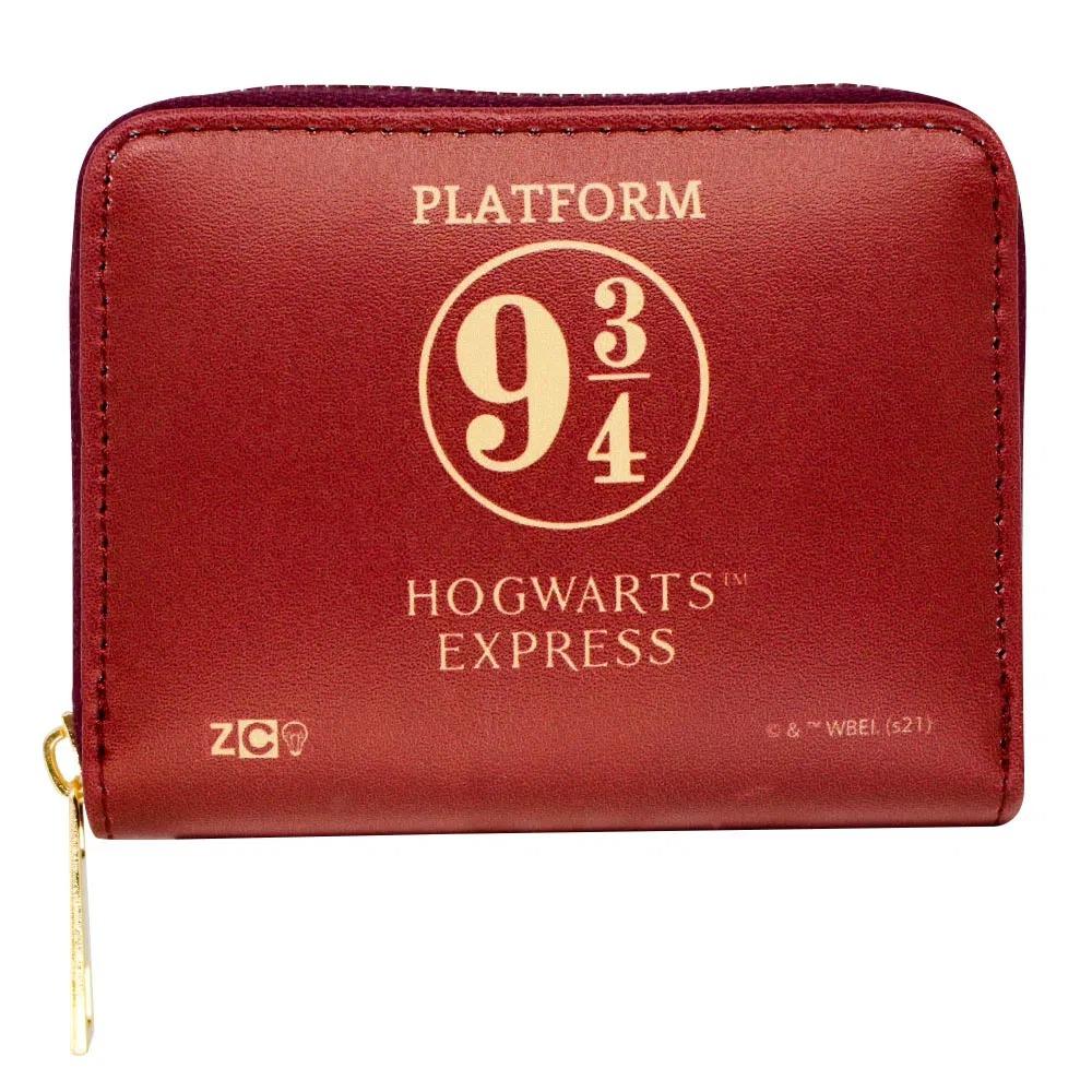 Carteira Expresso Hogwarts Plataforma 9 3/4: Harry Potter