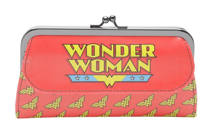Carteira Feminina Wonder Woman (Mulher Maravilha) Power Symbol