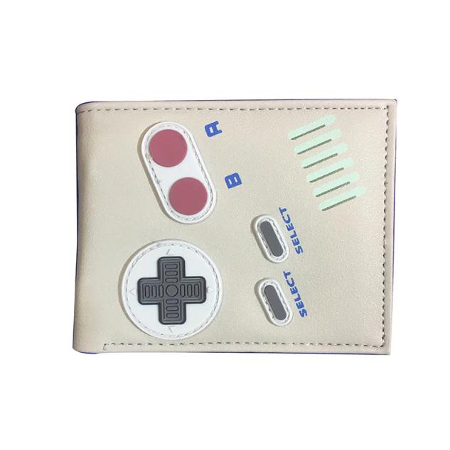 Carteira Game Boy: Nintendo (Borracha) - EVALI