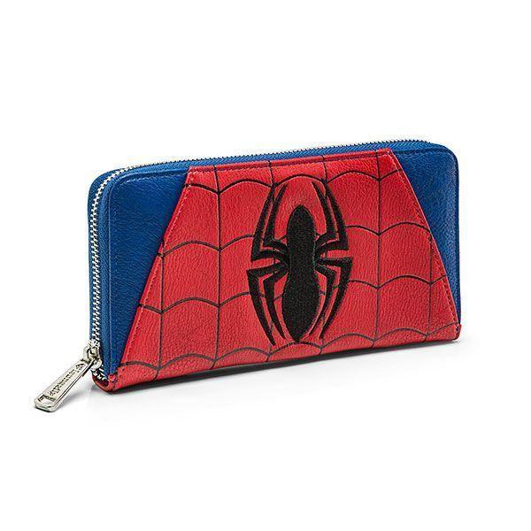 Carteira Homem-Aranha (Spider-Man): Marvel - Loungefly