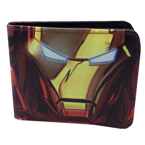 Carteira Homem de Ferro (Iron Man)