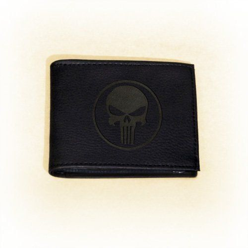 Carteira Logo Punisher (Justiceiro)