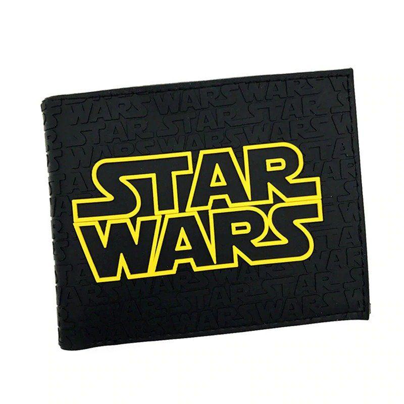Carteira Logo Star Wars: Star Wars