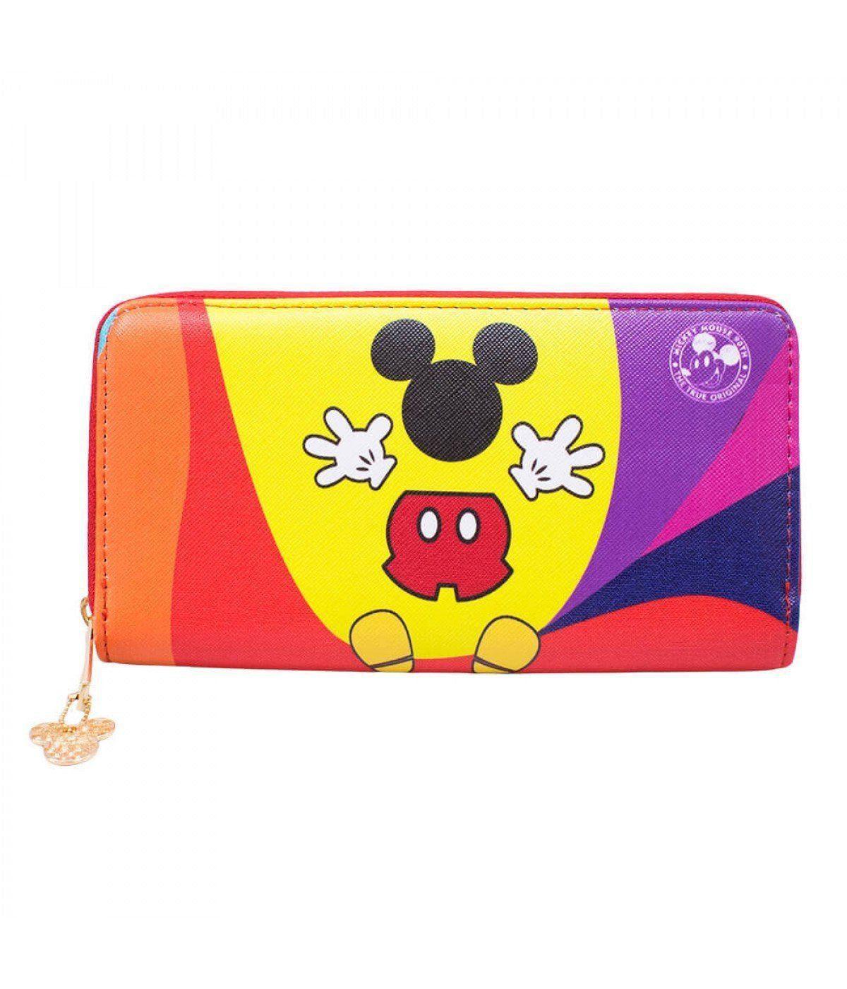 Carteira Mickey Mouse (90 Anos): Disney