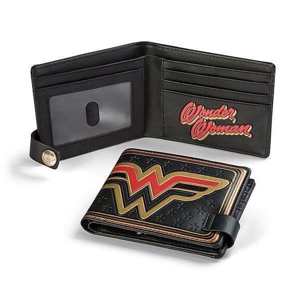 Carteira Mulher Maravilha (Wonder Woman): Liga da Justiça (Justice League)