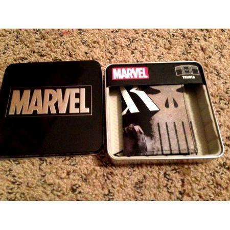 Carteira Punisher (Justiceiro) - Marvel