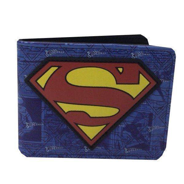 Carteira Super Homem (Superman)