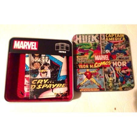 Carteira X-Men - Marvel