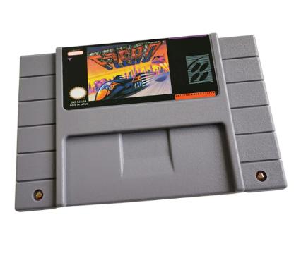 Cartucho Decorativo Super Nintendo: F-Zero - MKP