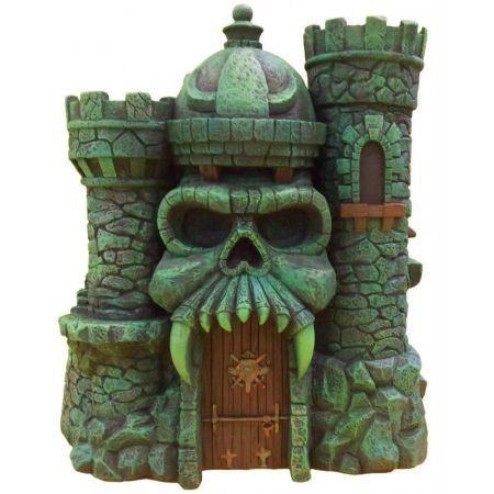 Castelo de Grayskull Masters Of The Universe He-Man - Icon Heroes