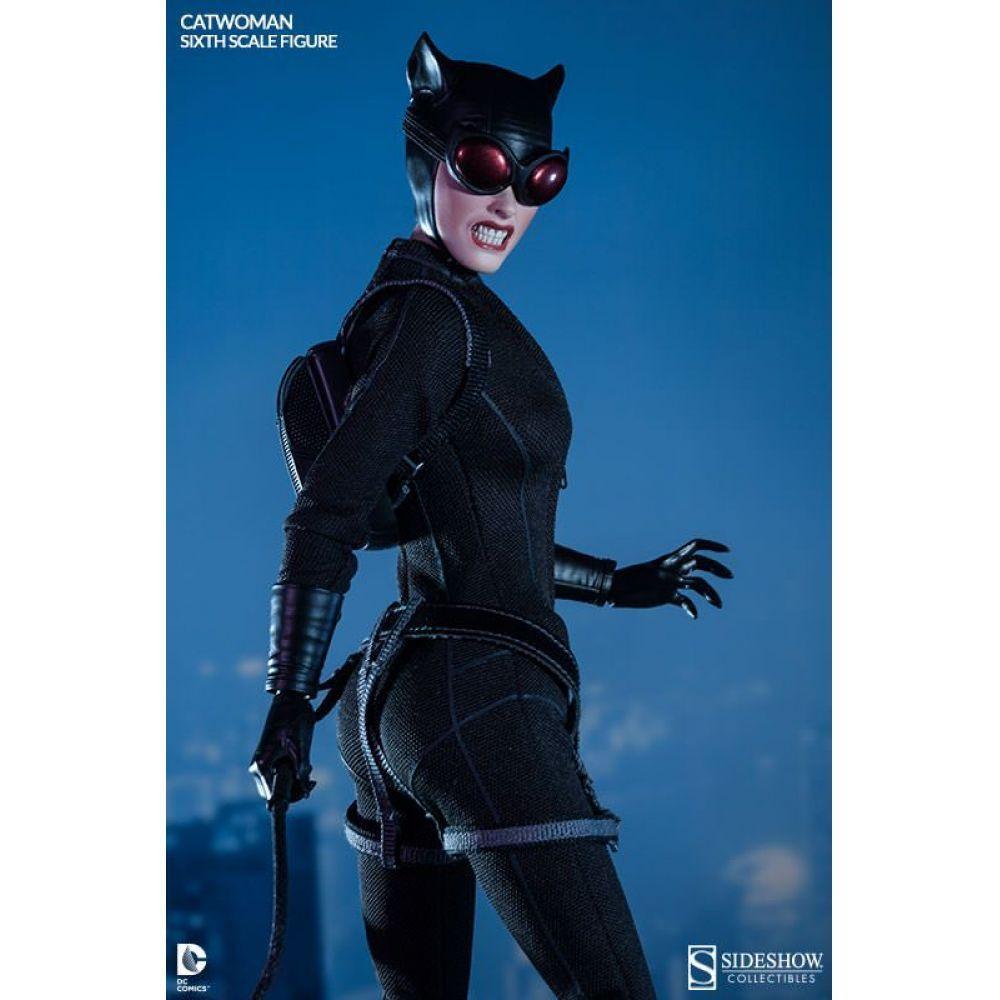 Estátua Mulher Gato Catwoman Escala 1/6 - Sideshow