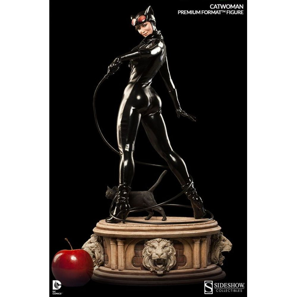 Catwoman Premium Estátua Escala 1/4 - Sideshow
