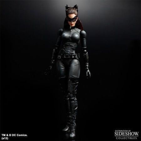 Catwoman The Dark Knight Rise - Play Arts