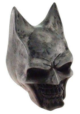 Caveira Morcego (Prata)