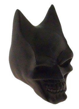 Caveira Morcego (Preto)