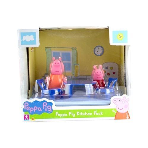 Cenário Cozinha da Peppa Pig: Peppa Pig - Sunny