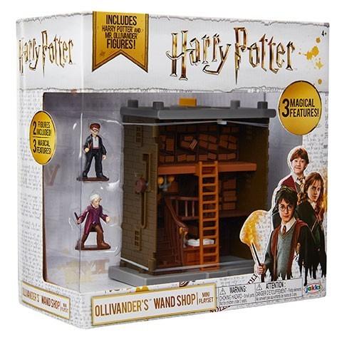 Cenário Loja de Varinhas de Ollivander: Harry Potter - Sunny