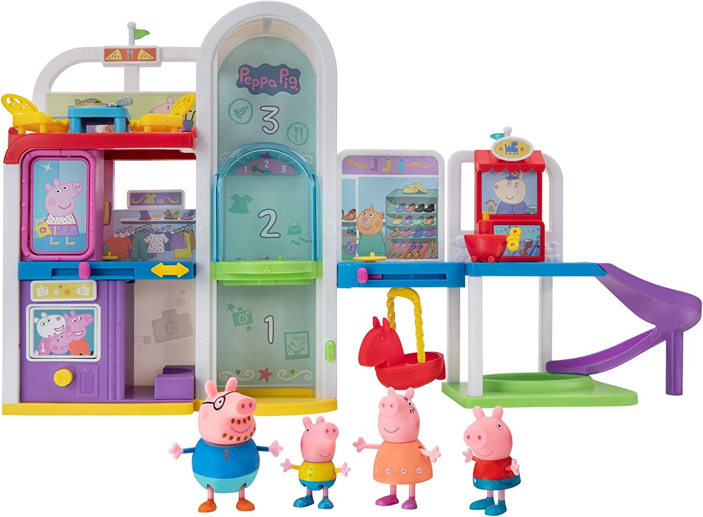 Cenário Shopping: Peppa Pig - Sunny