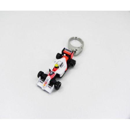 Chaveiro Ayrton Senna McLaren - California
