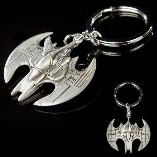 Chaveiro: Batwing - Monogram