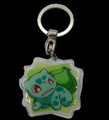 Chaveiro Bulbasaur: Pokémon