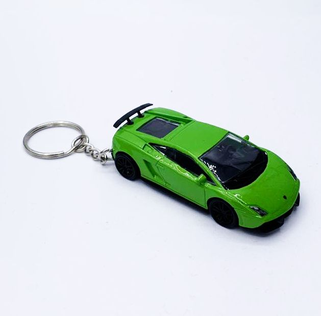 Chaveiro Carrinho: Lamborghini (Verde)