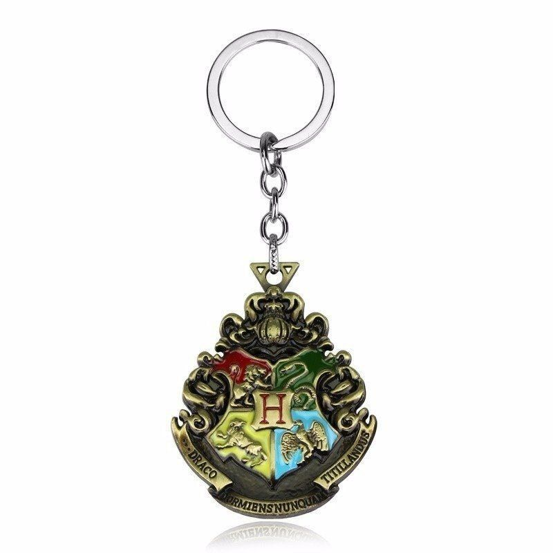 Chaveiro Casas Harry Potter - Monogram