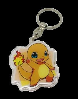 Chaveiro Charmander: Pokémon