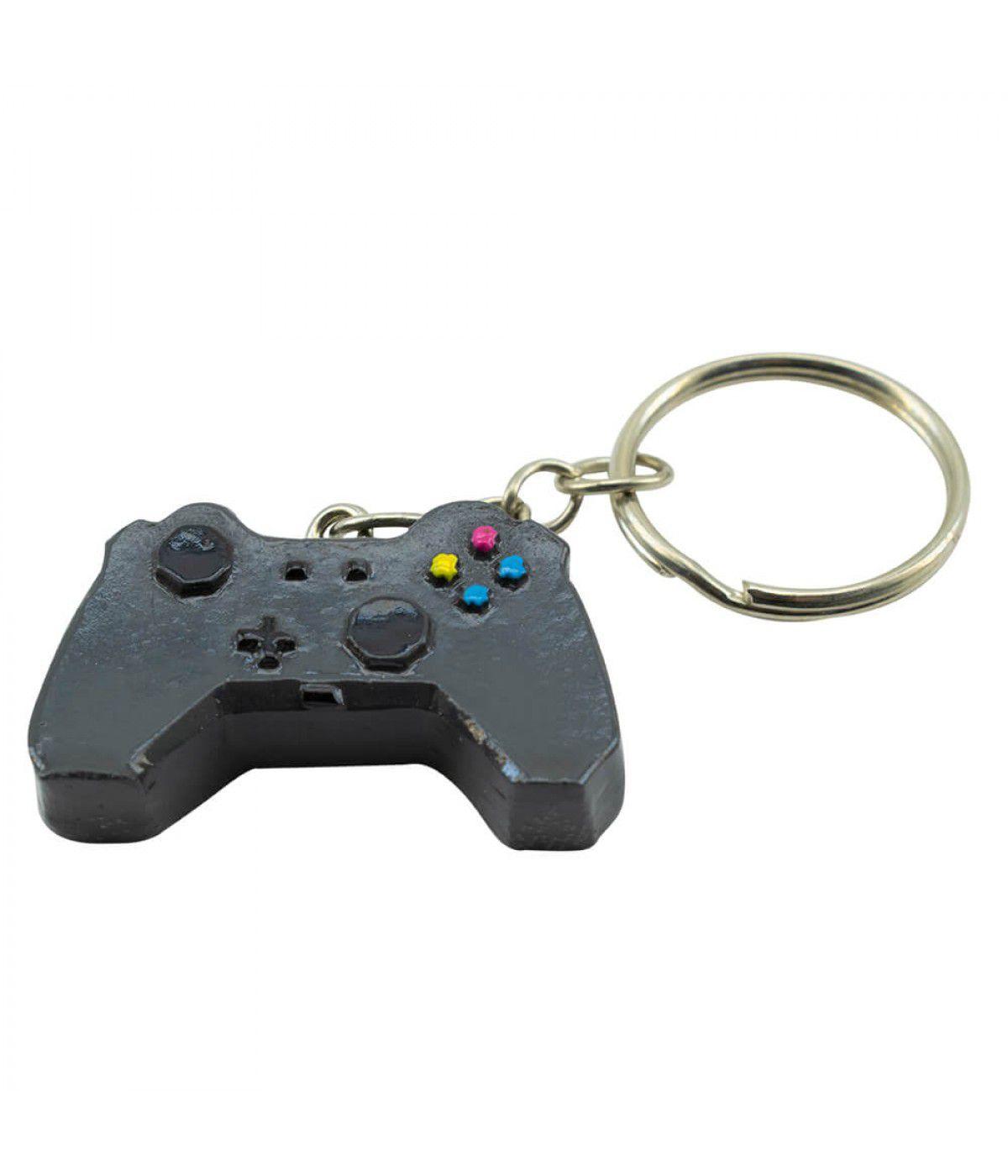 Chaveiro Controle Xbox - Game Over (3.5cm)