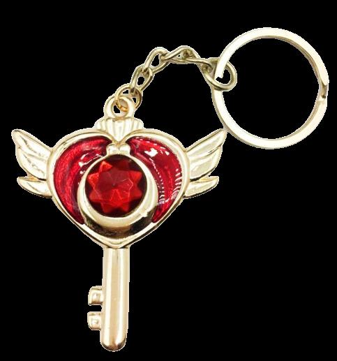 Chaveiro Coração: Sailor Moon