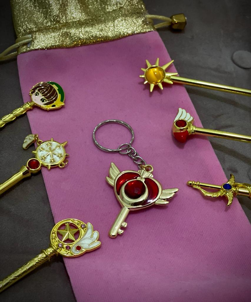 Chaveiro Coração: Sailor Moon - EV