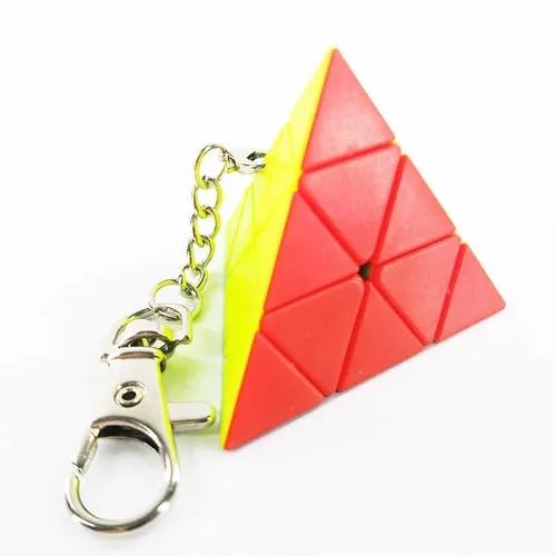 Chaveiro Cubo Magico: Pirâmide (JHT862)