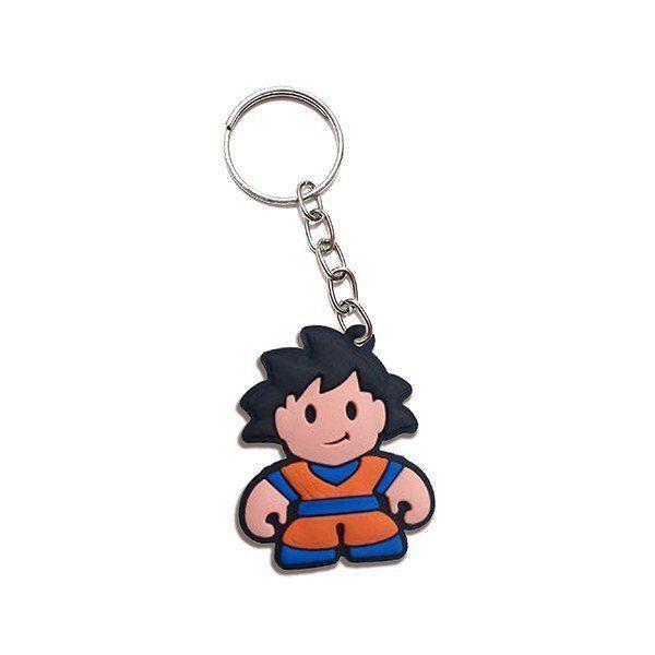 Chaveiro Cute Goku - Fábrica Geek