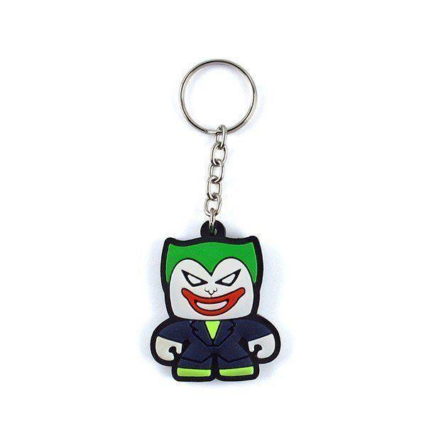 Chaveiro Cute Joker - Fábrica Geek