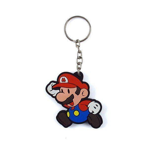 Chaveiro Cute Mario - Fábrica Geek