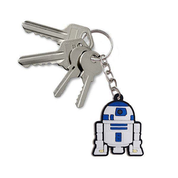 Chaveiro Cute R2-D2