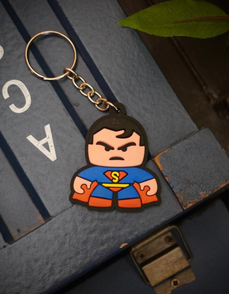 Chaveiro Cute Superman