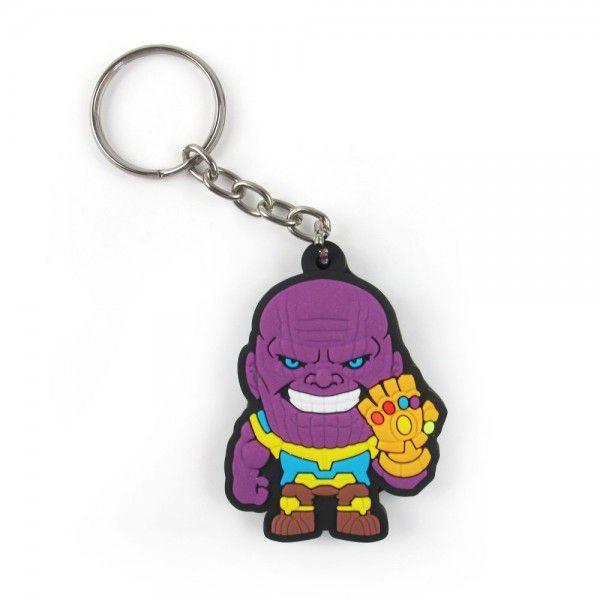 Chaveiro Cute Thanos (Marvel Comics) - Fábrica Geek