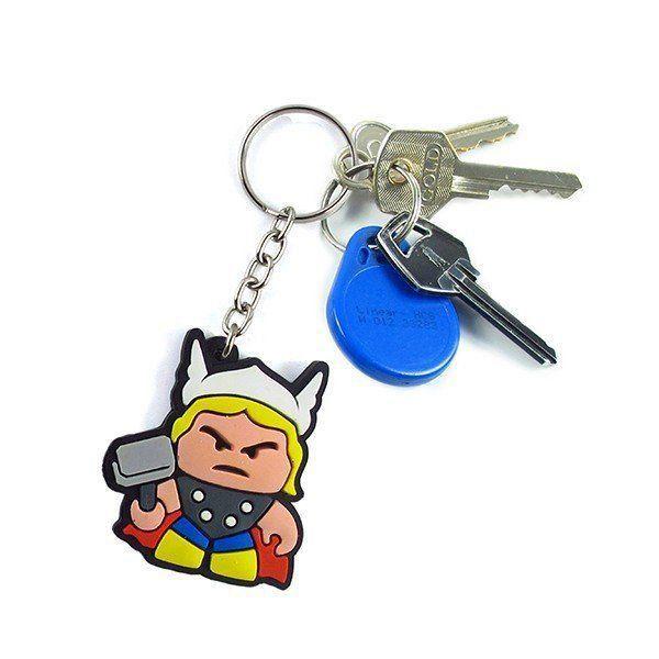 Chaveiro Cute Thunder - Fábrica Geek