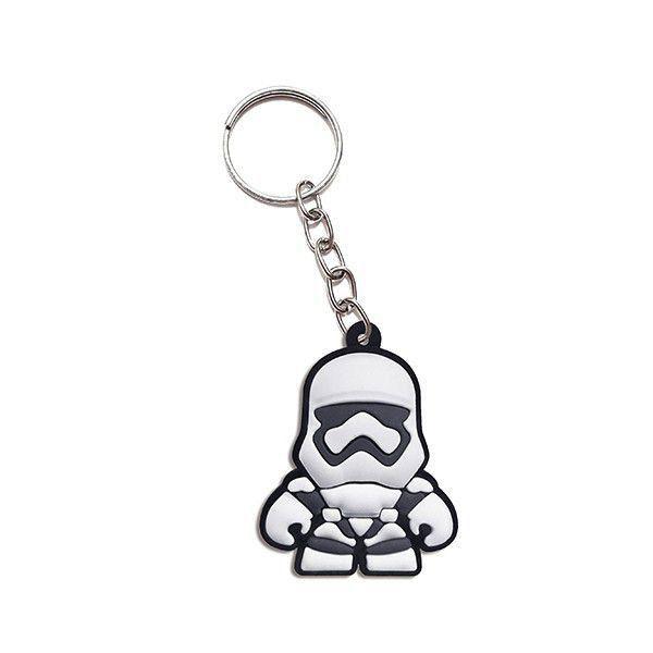 Chaveiro Cute Troopers - Fábrica Geek