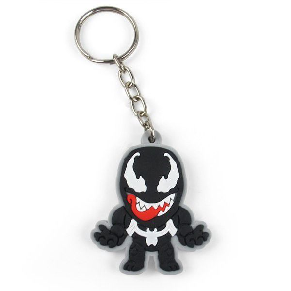 Chaveiro Cute Venom (Marvel Comics) - Fábrica Geek