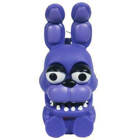 Funko Chaveiro de Apertar: Bonnie: Five Nights At Freddy's (FNAF) - Funko