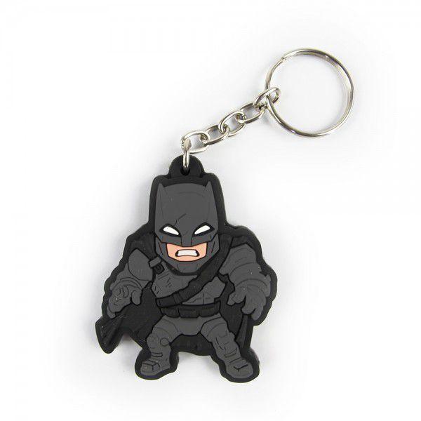 Chaveiro de Borracha Batman: Dc Comics  - Toyshow Geek e Colecionáveis Tudo em Marvel DC Netflix Vídeo Games