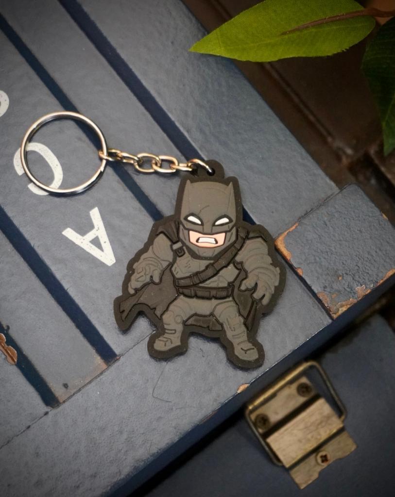 Chaveiro de Borracha Batman: Dc Comics