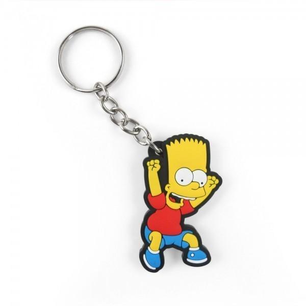 Chaveiro de borracha:Cute Bart: Os Simpsons - Fabrica Geek