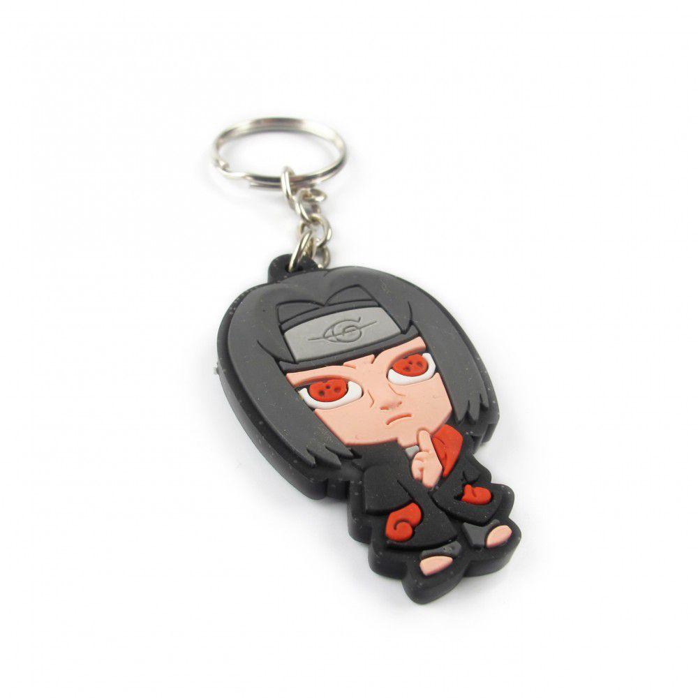 Chaveiro de borracha: Itachi Uchiha: Naruto
