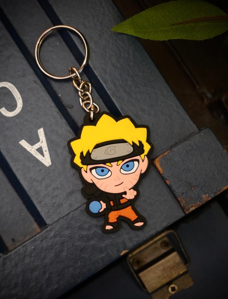 Chaveiro de borracha: Naruto Uzumaki: Naruto