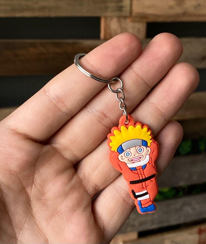 Chaveiro de Borracha Naruto Uzumaki: Naruto Clássico
