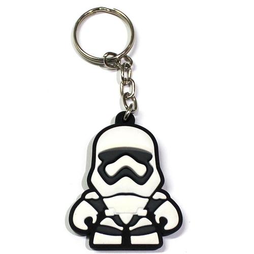 Chaveiro de Borracha Stormtrooper: Star Wars
