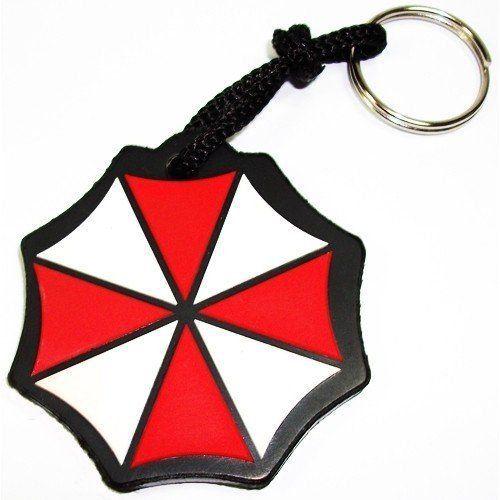 Chaveiro de Borracha Umbrella